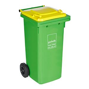 commercial wheelie bin