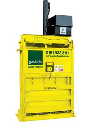 Gaskells waste compactor