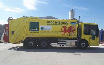 Gaskells fly the flag for Wales with a major contract on Anglesey