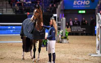 Liverpool International Horse Show UPDATE