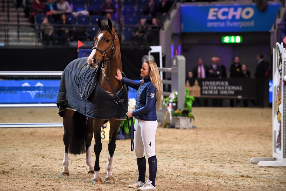 Liverpool International Horse Show UPDATE