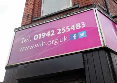 wigan and leigh hospice shops