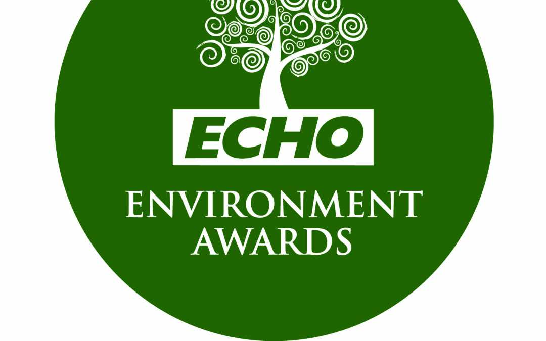 Gaskells working with Echo Environment Awards