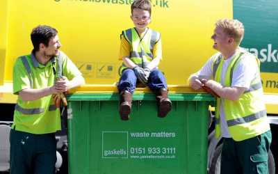 Update on Daniel Kinsella, Gaskells youngest ever binman