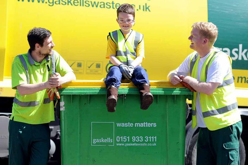 Update on Daniel Kinsella, Gaskells youngest ever binman