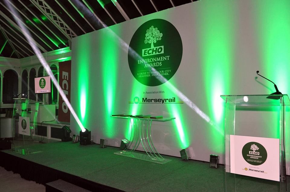Gaskells are finalists in Environment Awards