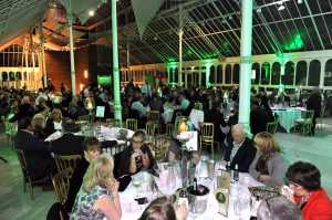 gaskells attending the echo environment awards