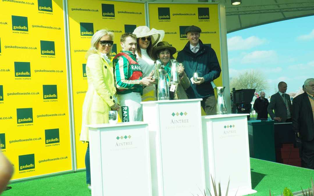 A Grand few days at the Grand National for Gaskells