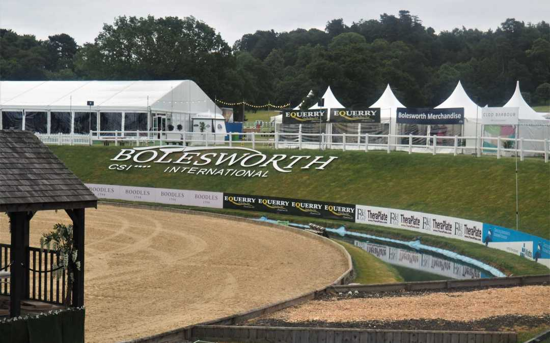 Gaskells out and about at Bolesworth International Horse Show