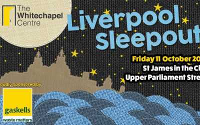 Gaskells to sponsor Liverpool Charity Sleepout