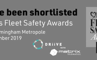 We're finalists at Brake Road Safety Awards
