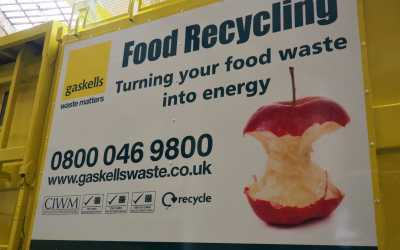 We're urging businesses to give up wasting food for Lent.